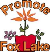 PROMOTE FOX LAKE LOGO